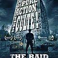 The raid (piège de cristal à jakarta)