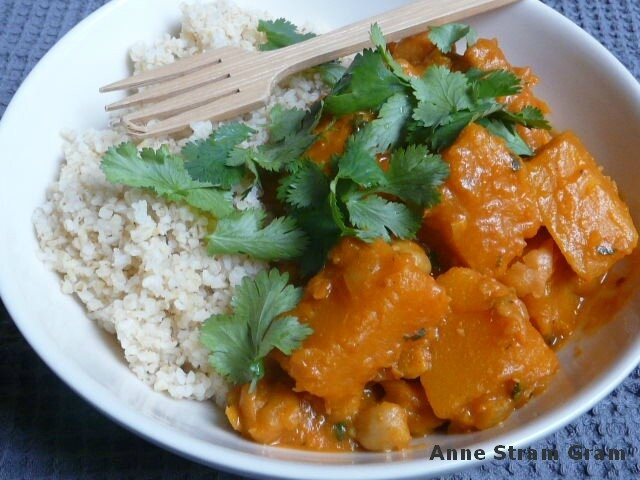 Curry butternut