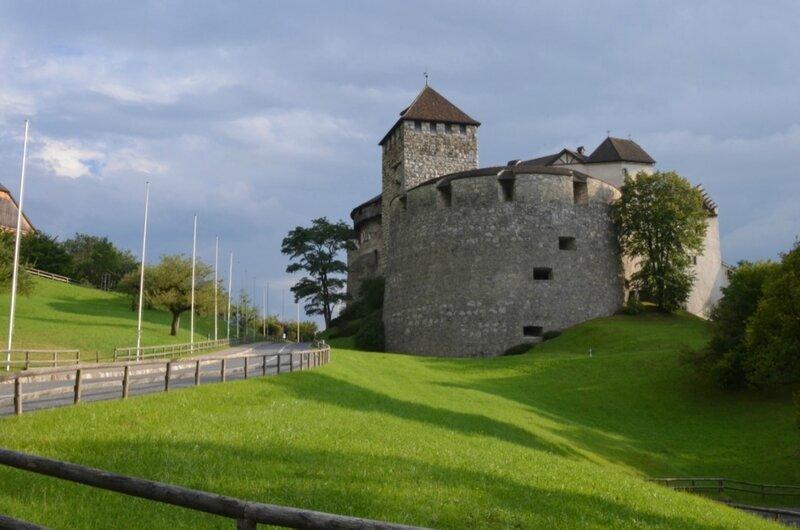 Le château princier