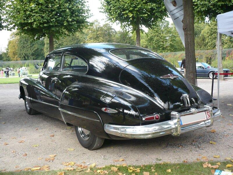 BUICK Roadmaster 2door Sedanet coupé Schwetzingen (2)
