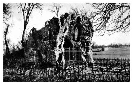 SAINS DU NORD-Grotte