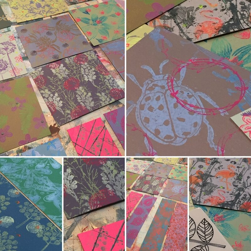 blog 17-21b- cours et stages-enseignement-formation-Patines_Stamping_Patchwork-atelier Cadrat Paris