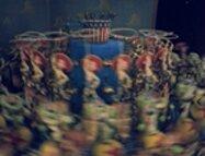 Expo Pixar, 25 Ans d'Animation - Le fameux zootrope est également de la partie