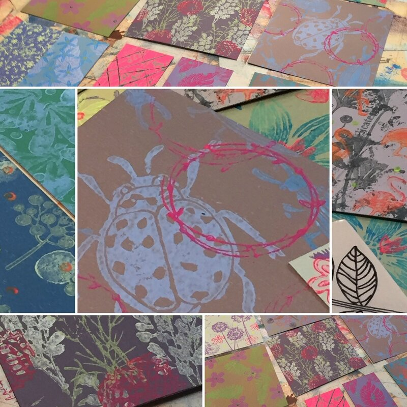 blog 17-21a- cours et stages-enseignement-formation-Patines_Stamping_Patchwork-atelier Cadrat Paris