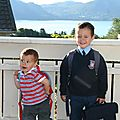 The first day at school 2012