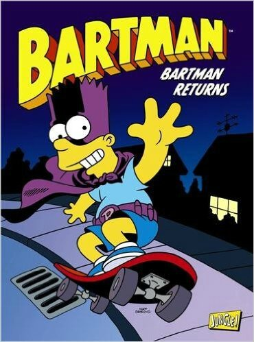 jungle bartman 2 bartman returns