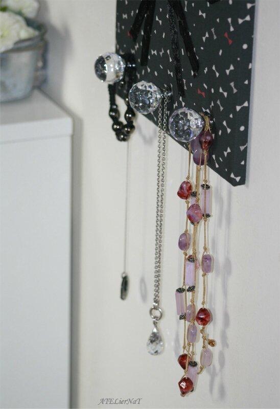Porte-bijoux noeud noeuds3