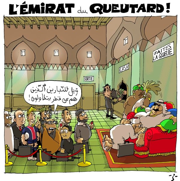 QUEUTARD