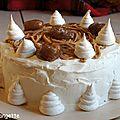Mont-blanc... le gâteau !