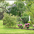 Balade au jardin