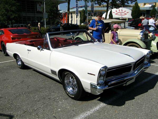 pontiac lemans convertible 1965 3