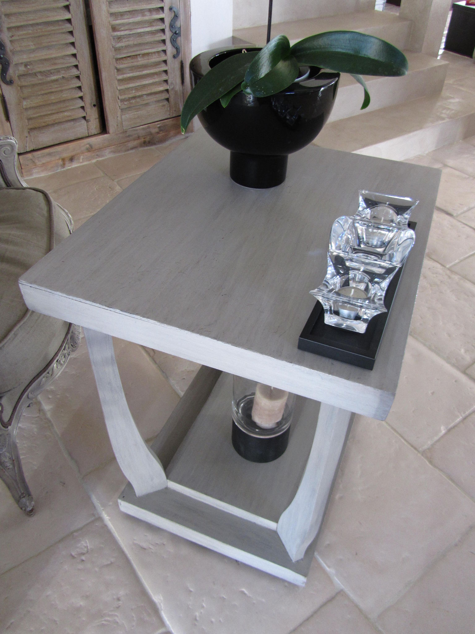 22 patine sur une table d appoint photo de deco quot les patines sur meubles quot catherine