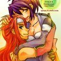 Zélos et Sheena 152
