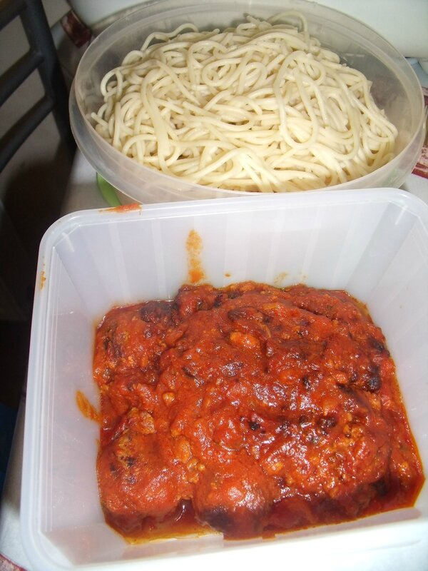 spaghettis bolognaises (2)