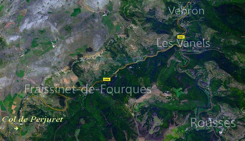 1085) descente col Perjuret les Vanels