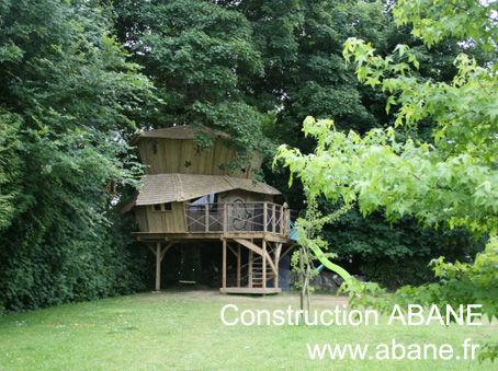 premier constructeur de cabanes cabane dans les arbres. Black Bedroom Furniture Sets. Home Design Ideas