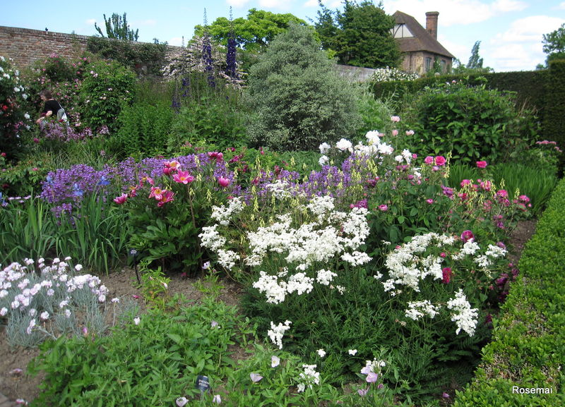 Le jardin anglais sissinghurst castle photo de le for Photo de jardin anglais