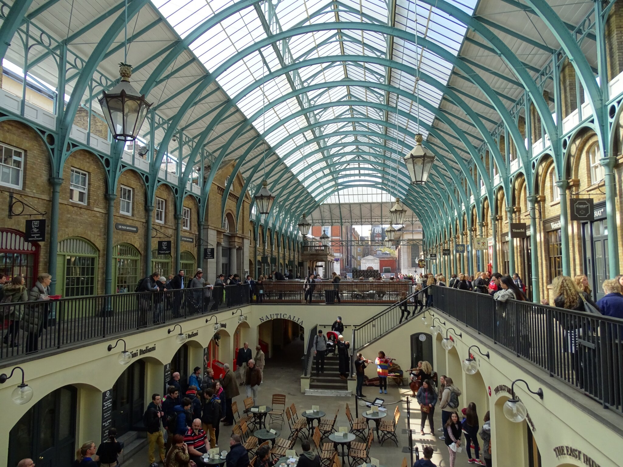 London from burlington arcade to royal opera arcade la petite fut e brestoise - Le petit jardin covent garden metz ...