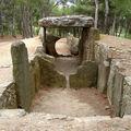 Le dolmen des Fades