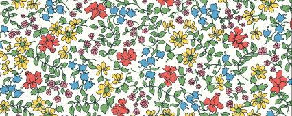Emilia s Bloom Multicolore 9033 B