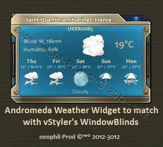 Andromeda_weather_Widget_preview