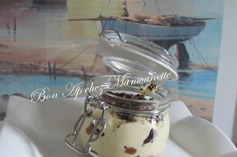 tiramisu aux cranberries et abricots moelleux aux spéculoos 020