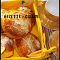 Brioches au citron