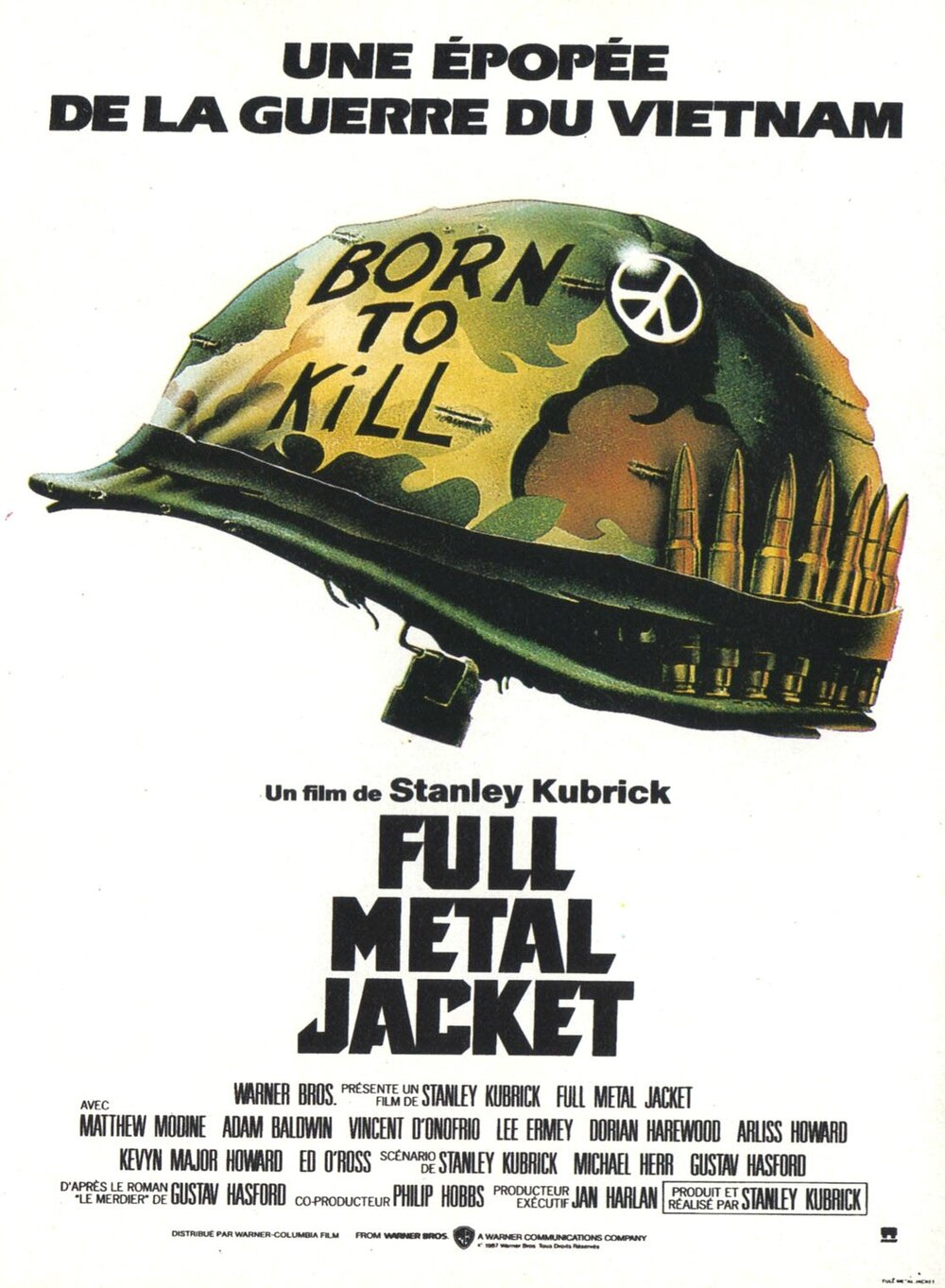 full metal jacket and platoon Buy full metal jacket at walmartcom  full metal jacket image 1 of 2   platoon 2 $500 list$998 2-day shipping american history x ( (dvd)) 20 $6 08.