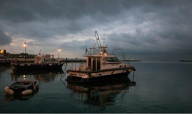 bateau leil