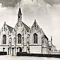 langemarck église St Julien