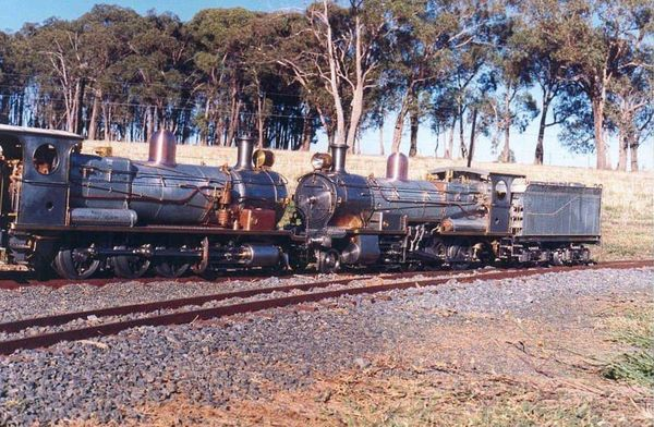 1226 Locomotives Barry Potter B-P
