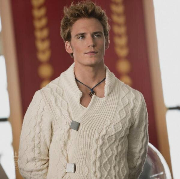 Finnick Odair Catching Fire