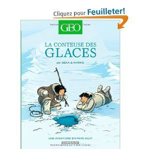 CONTEUSE GLACES