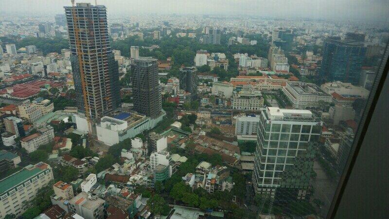Photo depuis la tour