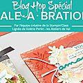 Blog hop spécial sale-a-bration 2018