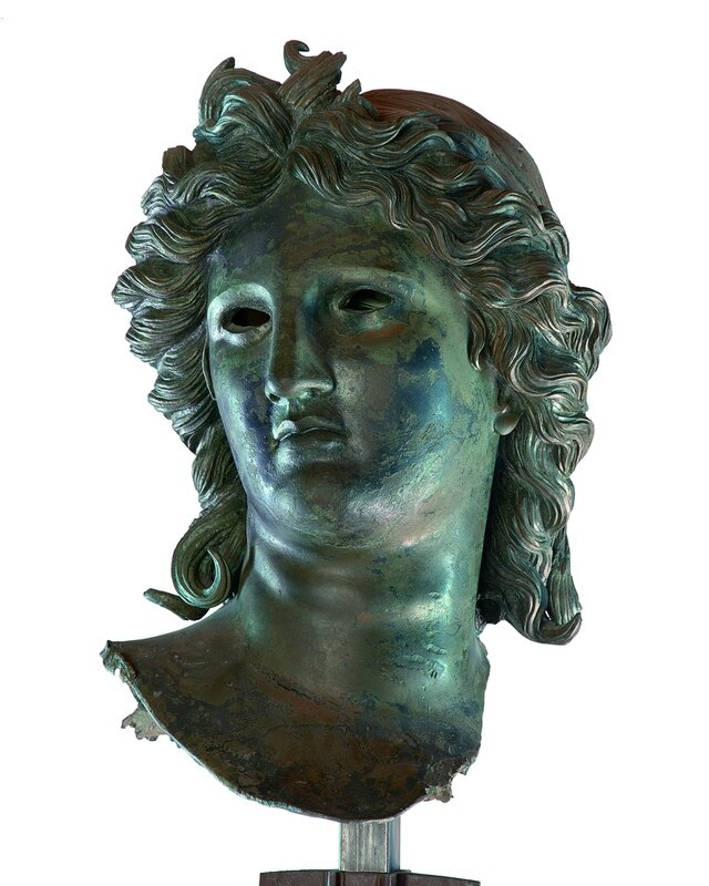 'Power and Pathos: Bronze Sculpture of the Hellenistic World' opens at Palazzo Strozzi