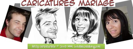 caricature_mariage