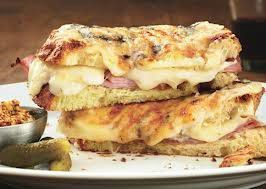 Concours Baba Kitchen : croque monsieur !