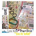 Les kits de l'été : sous le soleil
