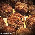Boulettes de viande ( 49 cal / par boulette)
