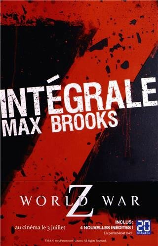World War Z Brooks