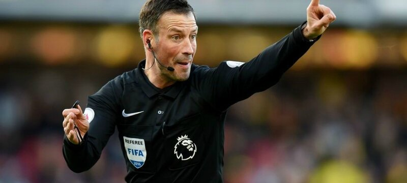 Mark Clattenburg, chine Mark Clattenburg, arbitre Mark Clattenburg