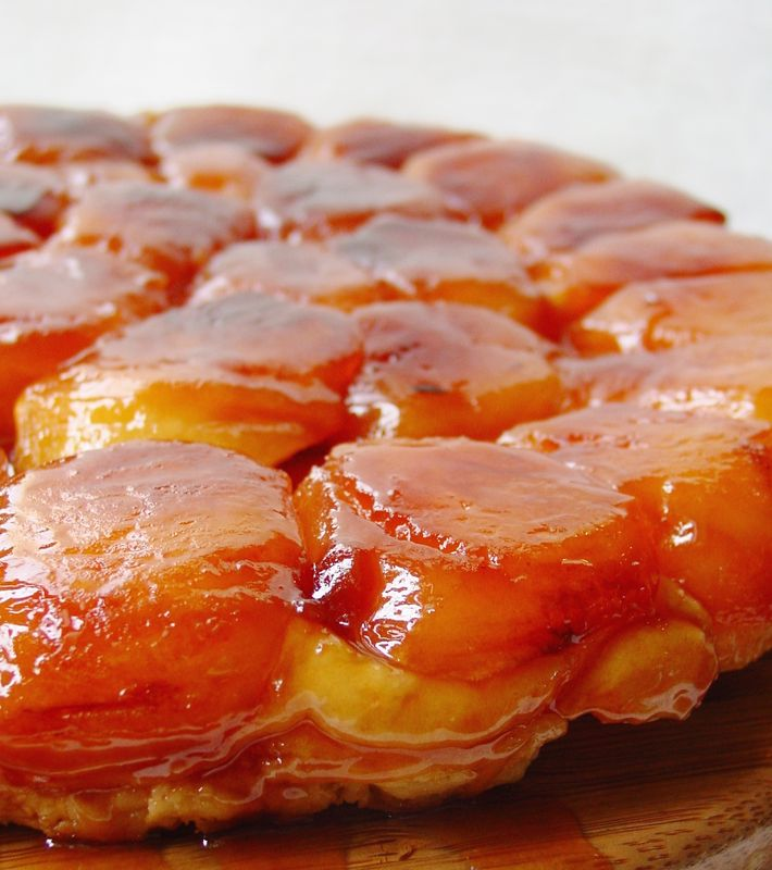 tatin tarte tatin come any size tarte tatin from cooking in how to ...