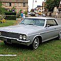 Buick skylark 2door hardtop coupé de 1965 (Retrorencard aout 2012) 01