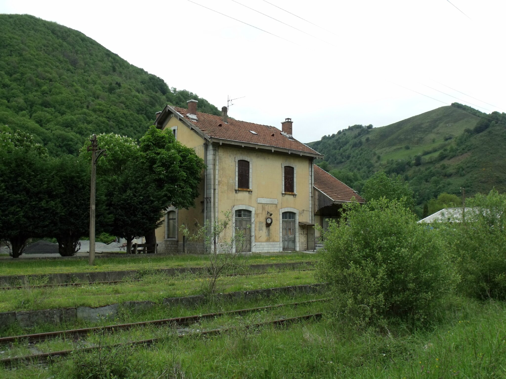 Sarrancolin (Hautes-Pyrénées - 65) 1