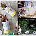 Coup de coeur pour les jardins du palais des thés, nouvelles infusions sans théine !