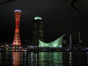 Kobe_Port_Night