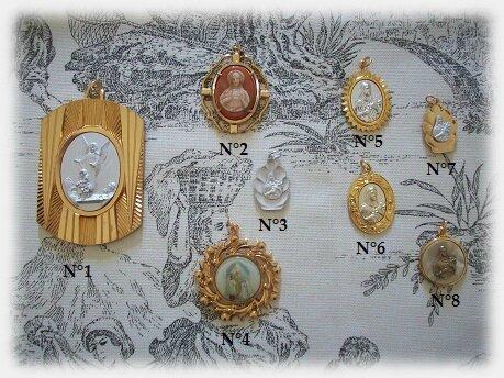 Médailles référence BB