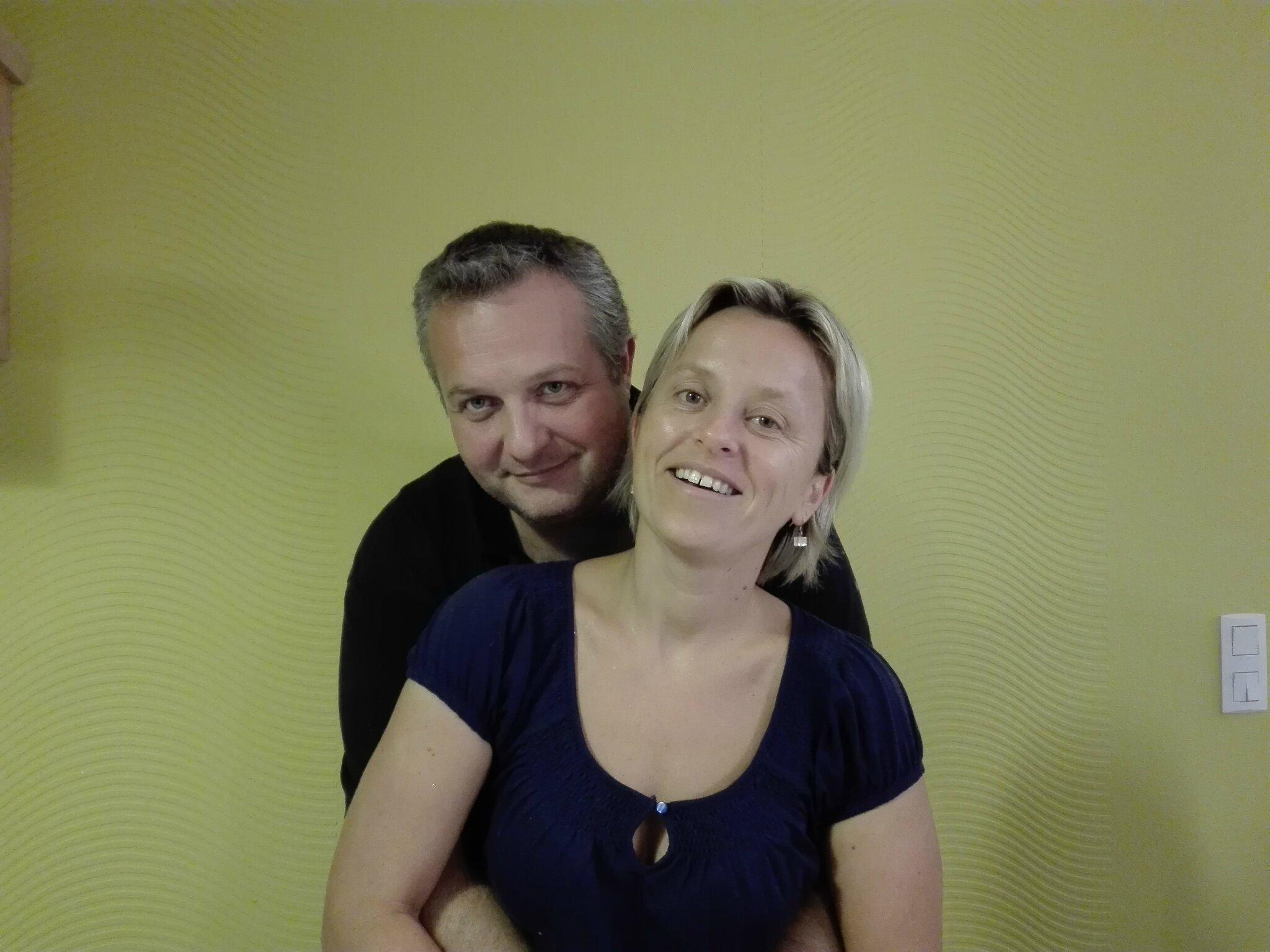 Pauline et Samuel, 13 septembre