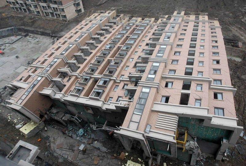 Shangaï immeuble 2